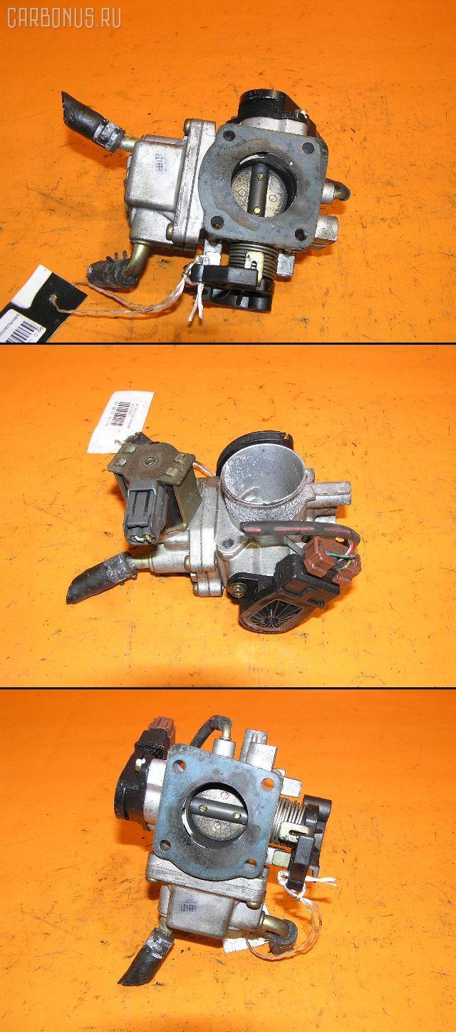 Дроссельная заслонка MITSUBISHI MINICA H42V 3G83. Фото 2