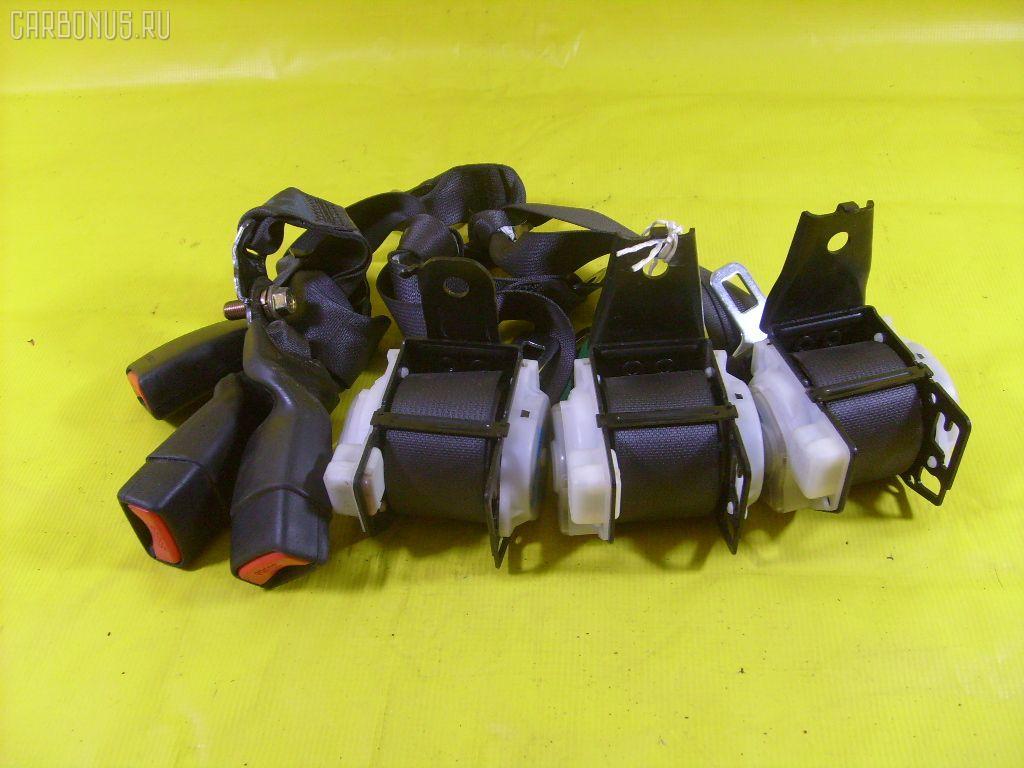 Ремень безопасности SUBARU LEGACY BL5 Фото 1