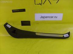 Накладка на порог салона Subaru Legacy BL5 Фото 1