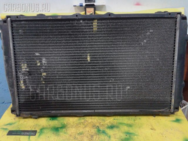 Радиатор ДВС SUBARU IMPREZA GC8 EJ20T. Фото 3