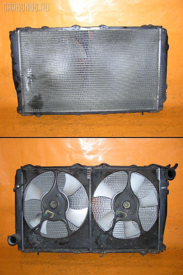 Радиатор ДВС SUBARU IMPREZA GC8 EJ20T. Фото 4