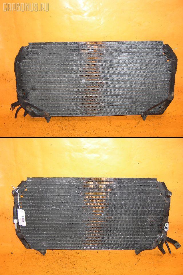 Радиатор кондиционера TOYOTA VISTA SV40 4S-FE. Фото 4