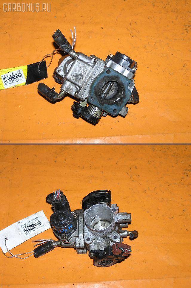 Дроссельная заслонка MITSUBISHI MINICA H42V 3G83. Фото 4