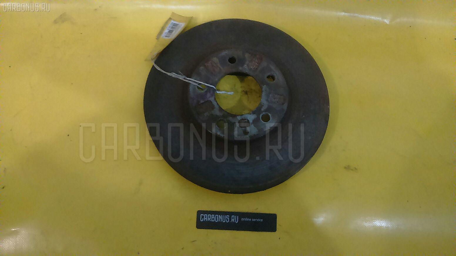 Тормозной диск MAZDA MPV LW3W L3 Фото 1