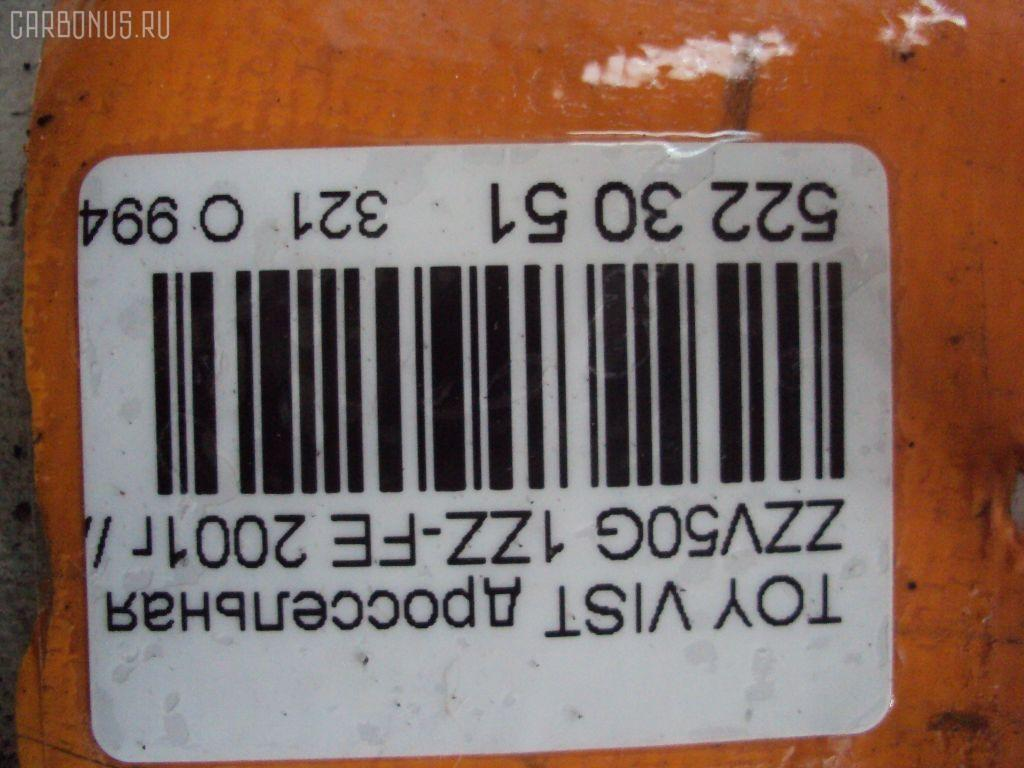 Дроссельная заслонка TOYOTA VISTA ARDEO AZV50G 1AZ-FSE. Фото 4