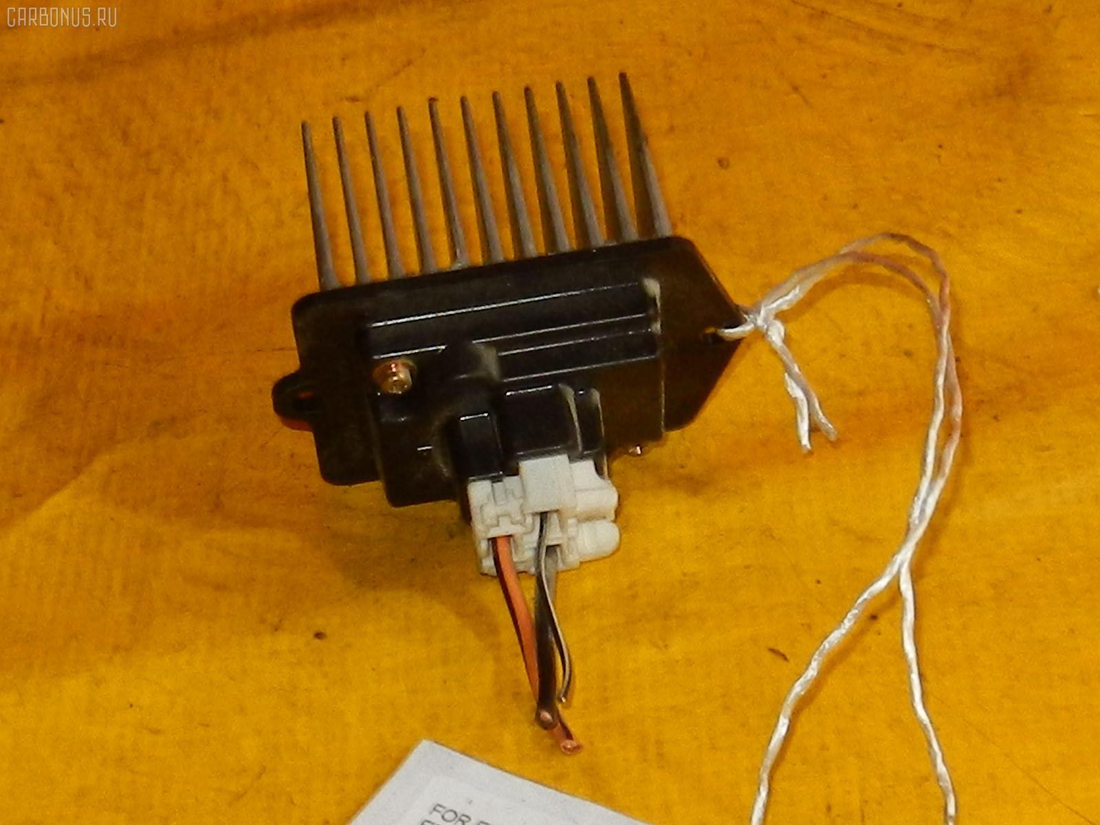 Регулятор скорости мотора отопителя FORD ESCAPE EP3WF L3-DE Фото 2