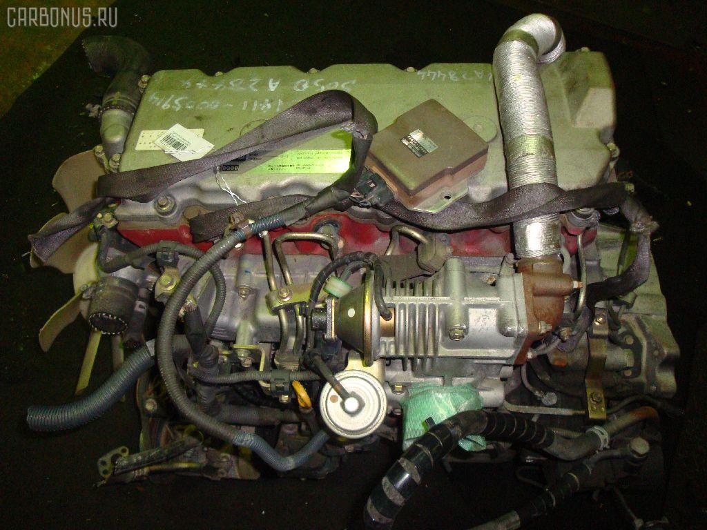 Двигатель TOYOTA DYNA XZU411 S05D Фото 6