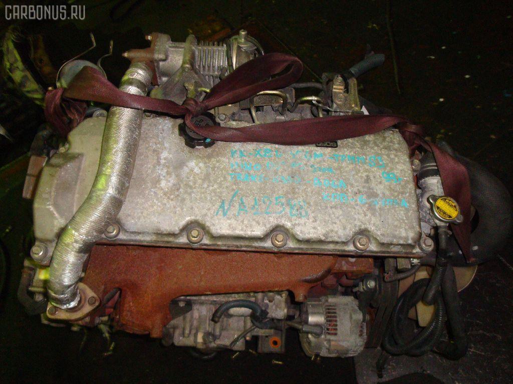 Двигатель HINO DUTRO XZU306M S05D Фото 4