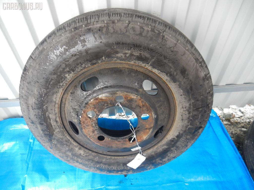 Автошина грузовая летняя R202 205/85R16LT BRIDGESTONE R202 Фото 1