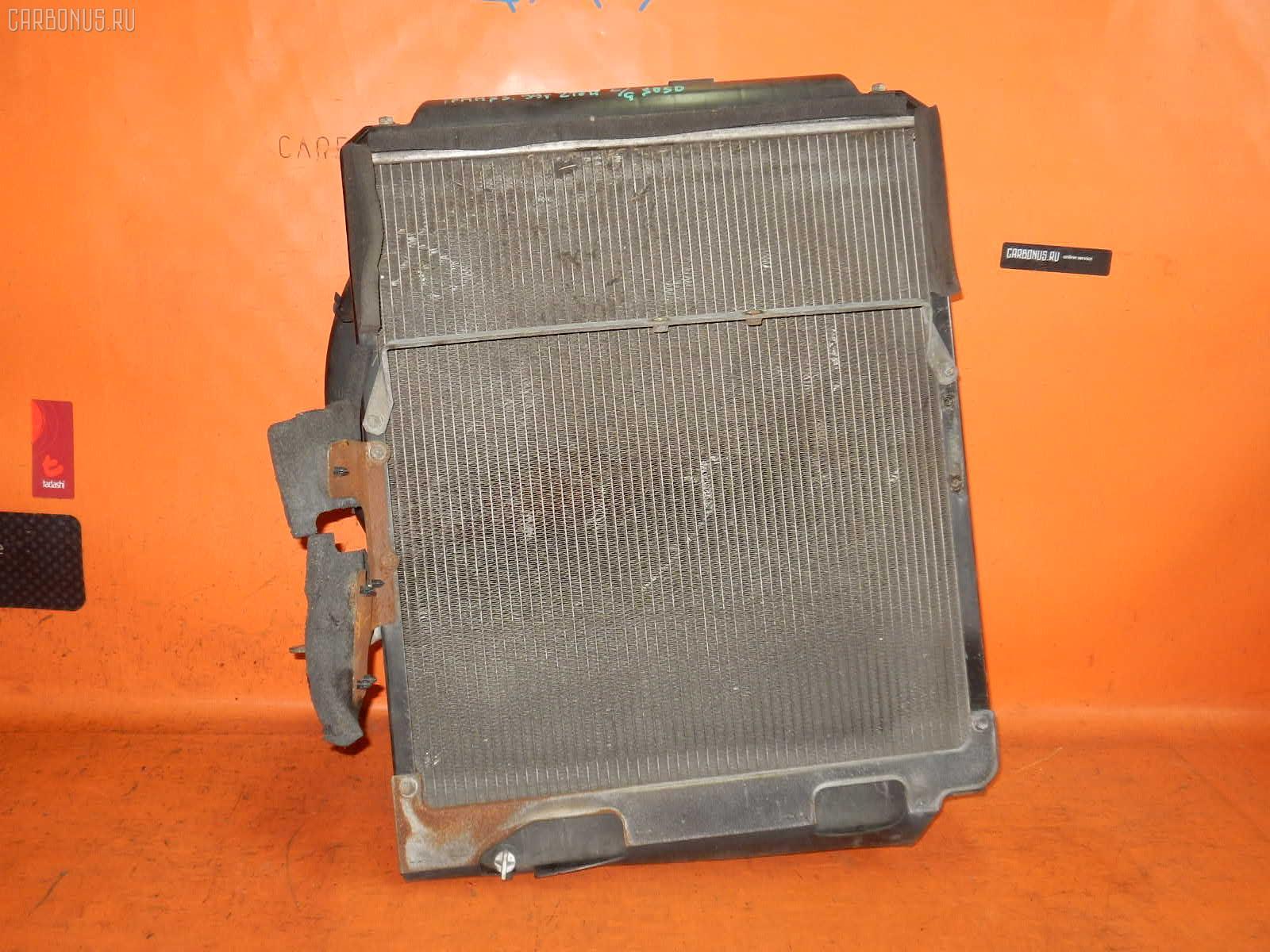 Радиатор ДВС Hino Dutro XZU306M S05D Фото 1