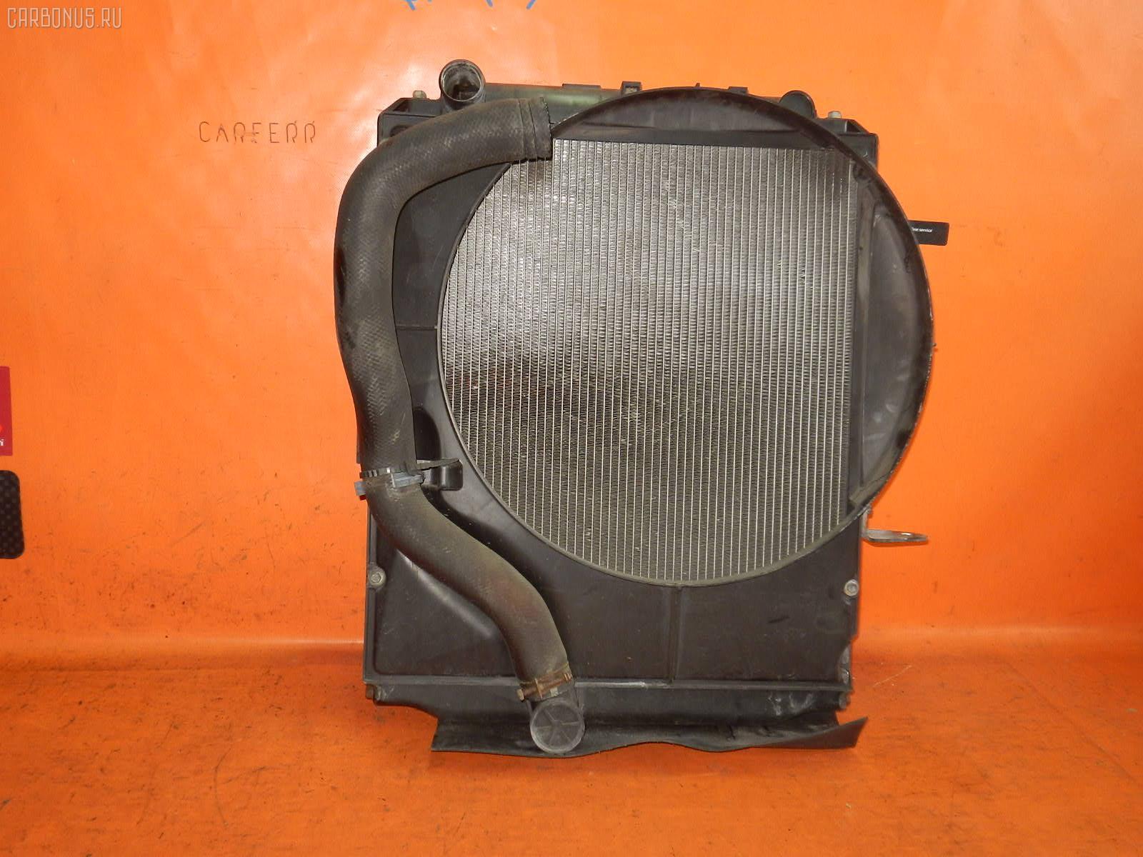 Радиатор ДВС HINO DUTRO XZU306M S05D Фото 2