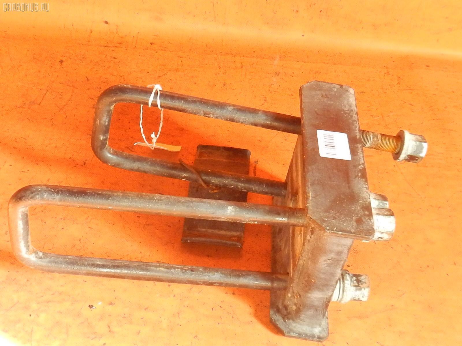 Крепление рессоры TOYOTA DYNA XZU411. Фото 10