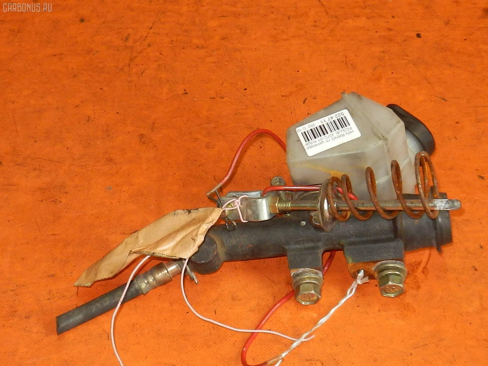 Гл.цилиндр сцепления HINO RANGER FC3JJE J07C-01 Фото 2