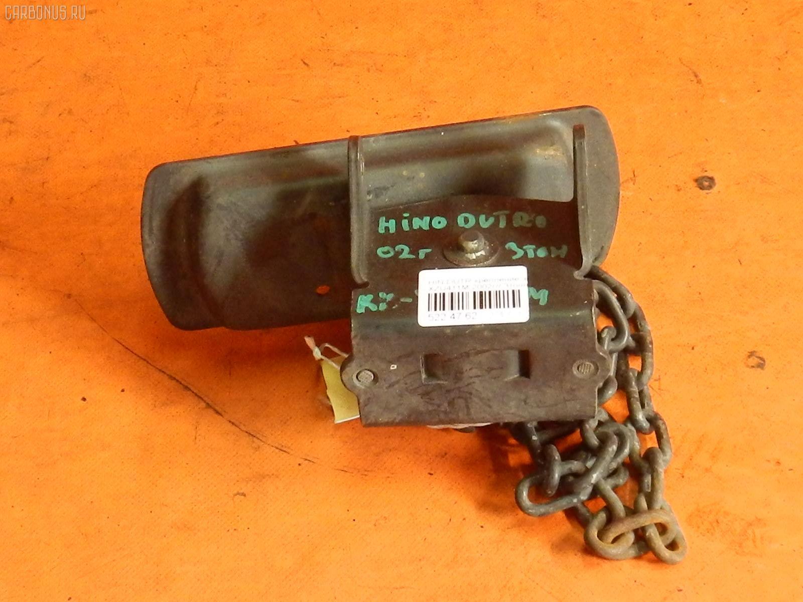Крепление запасного колеса Hino Dutro XZU411M Фото 1
