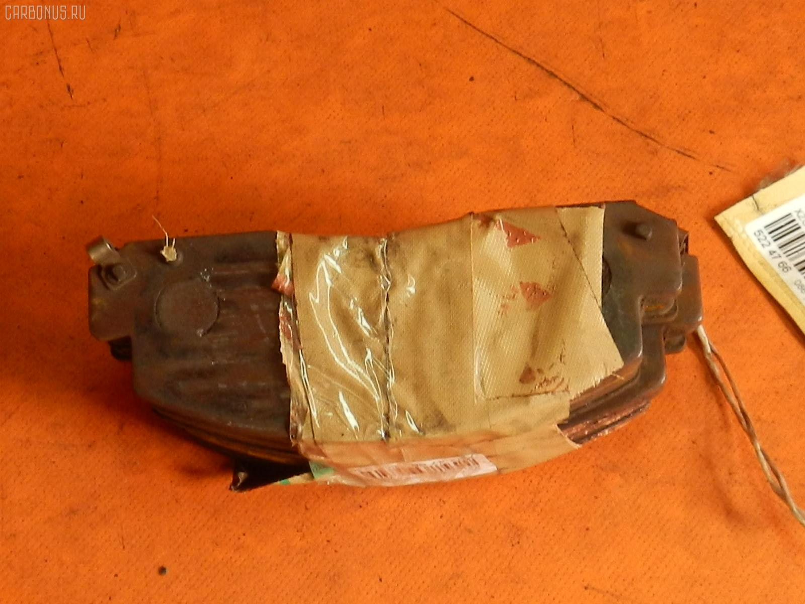 Тормозные колодки TOYOTA DYNA XZU306 Фото 2