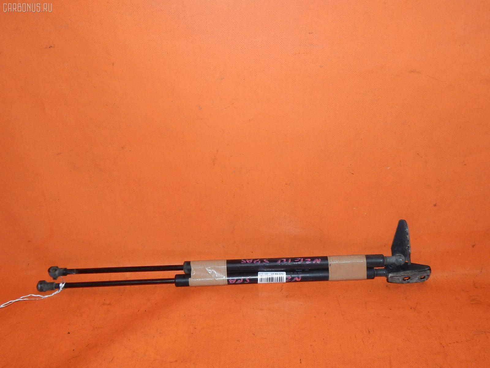 Амортизатор двери TOYOTA COROLLA SPACIO NZE121N. Фото 10