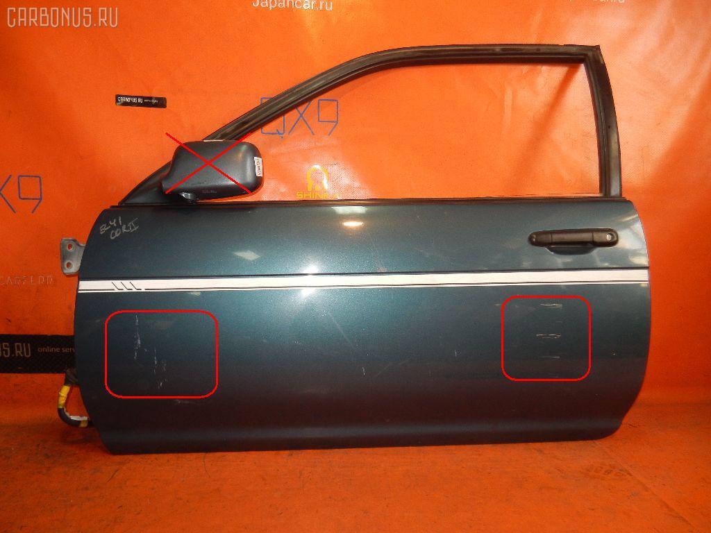 Дверь боковая Toyota Corolla ii EL41 Фото 1