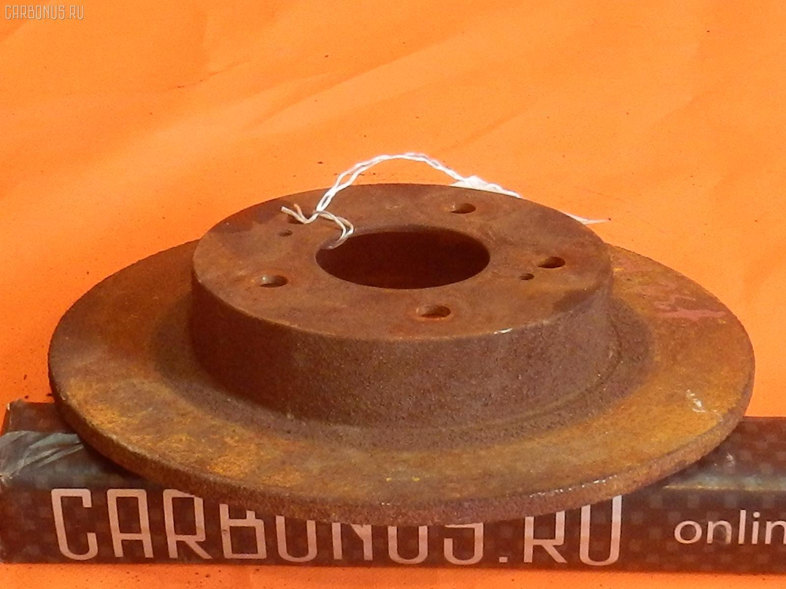Тормозной диск NISSAN CEFIRO A32 VQ20DE. Фото 2