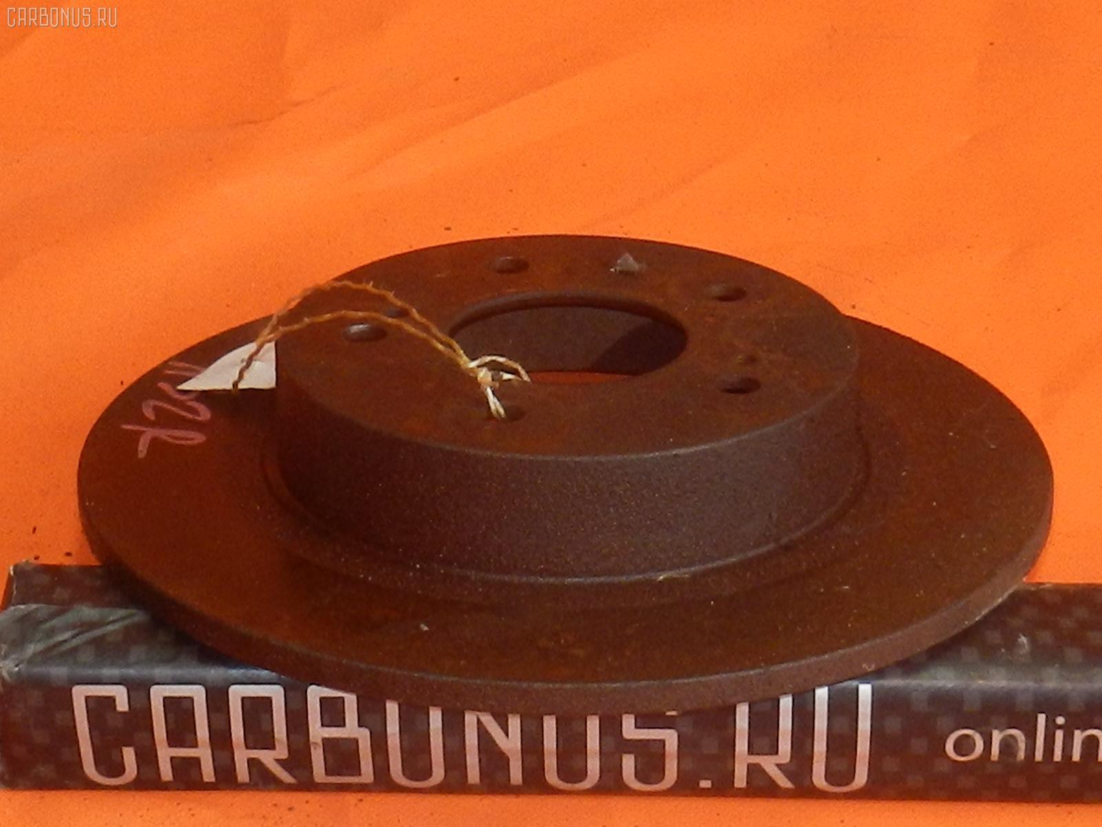 Тормозной диск NISSAN CEFIRO A32 VQ20DE. Фото 4