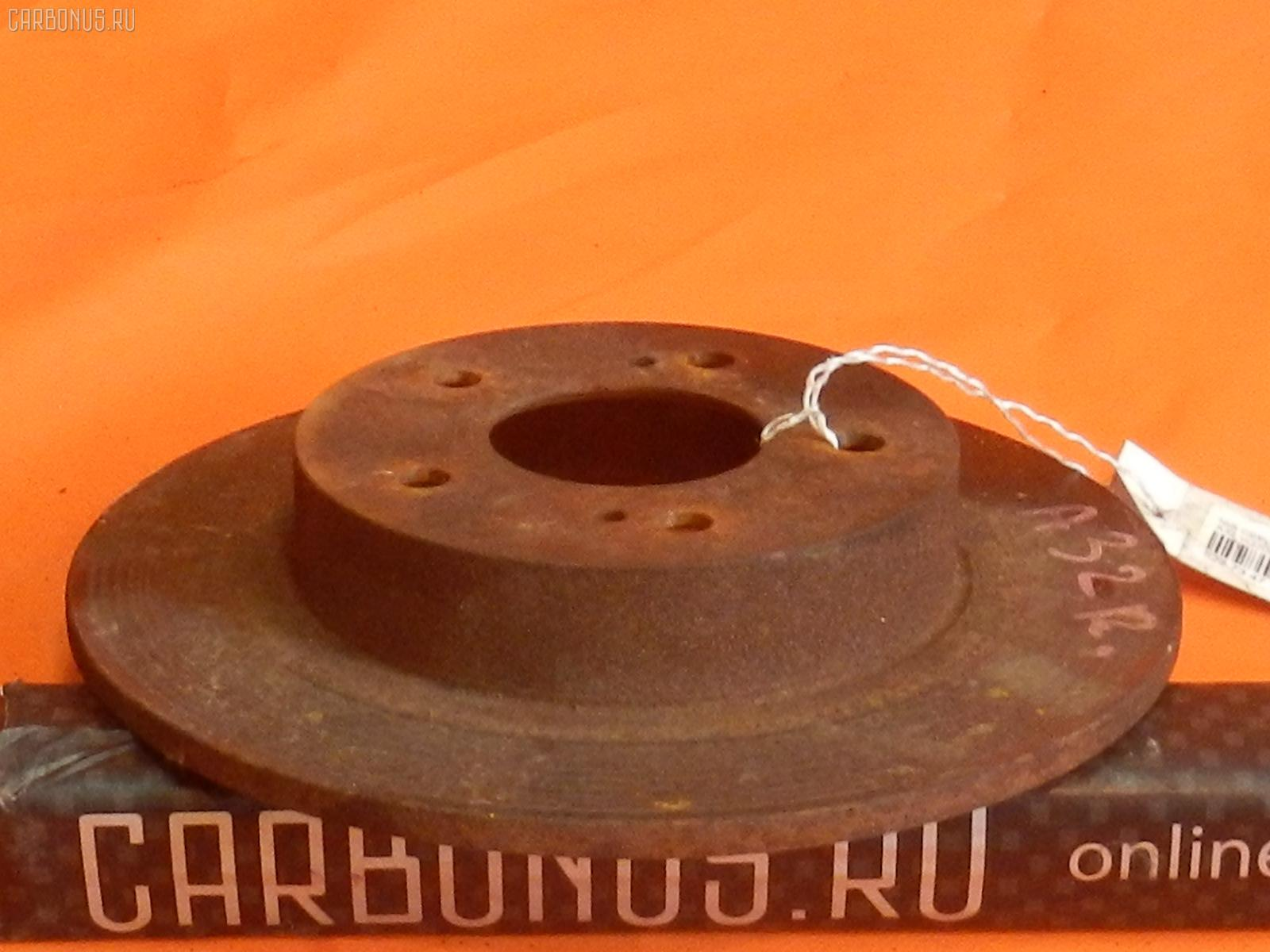 Тормозной диск NISSAN CEFIRO A32 VQ20DE. Фото 6