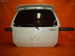 Дверь задняя Suzuki Wagon r MC21S Фото 2