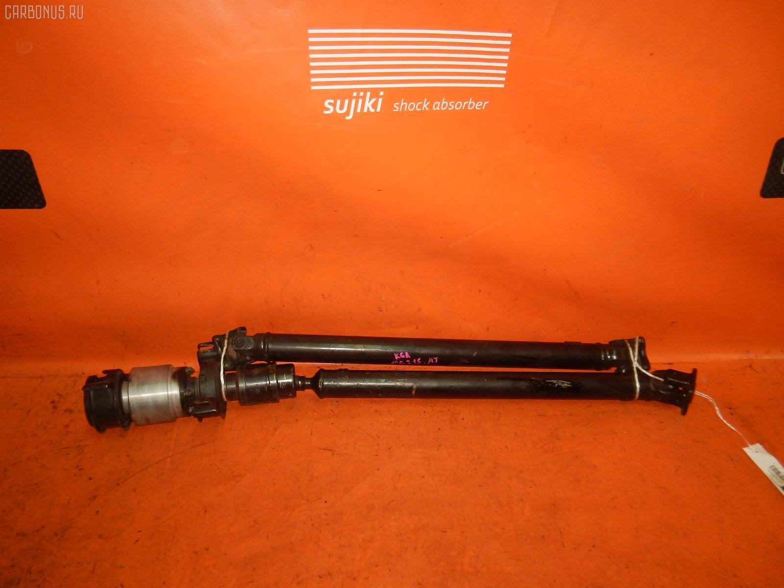 Кардан SUZUKI WAGON R MC21S K6A Фото 1