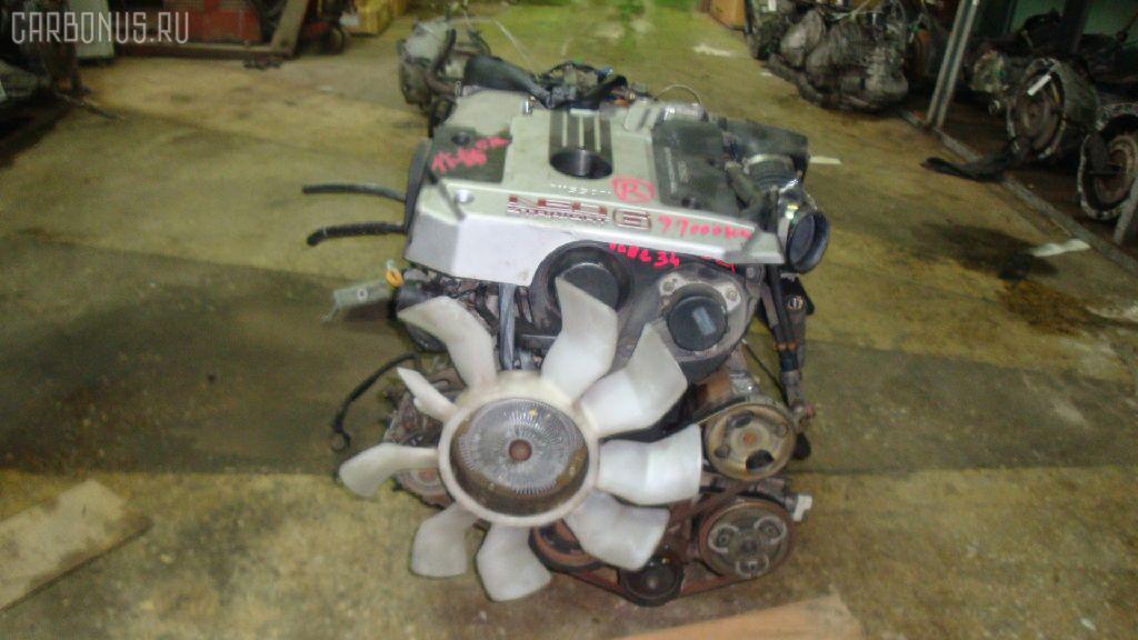 Двигатель NISSAN STAGEA WGNC34 RB25DE. Фото 3