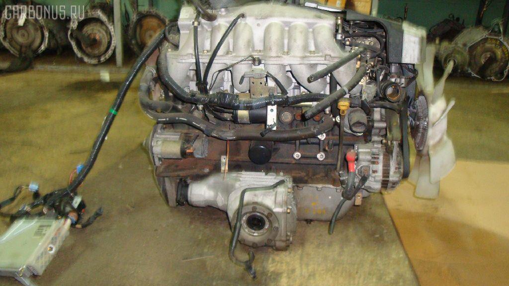 Двигатель NISSAN STAGEA WGNC34 RB25DE. Фото 4