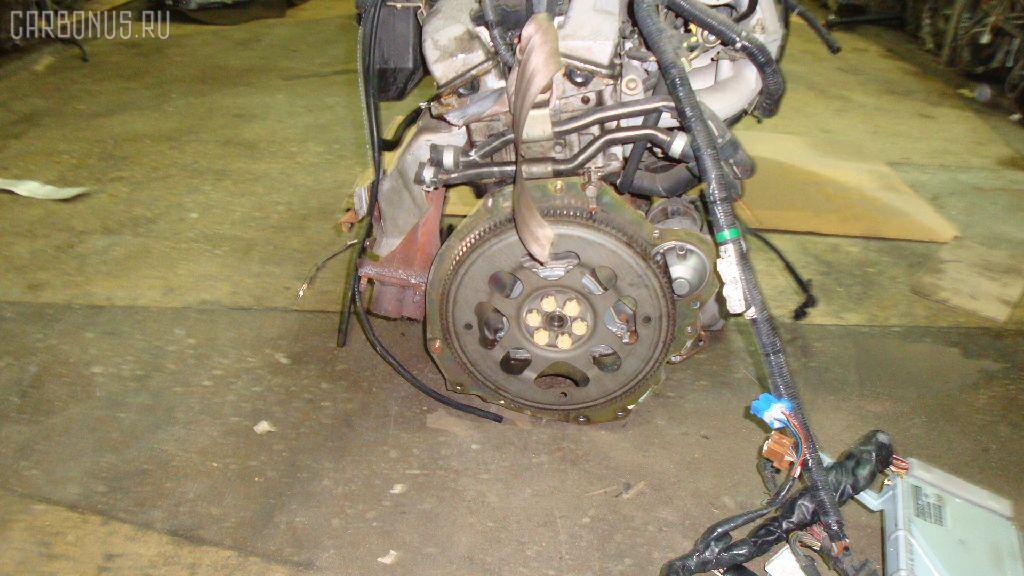 Двигатель NISSAN STAGEA WGNC34 RB25DE. Фото 5
