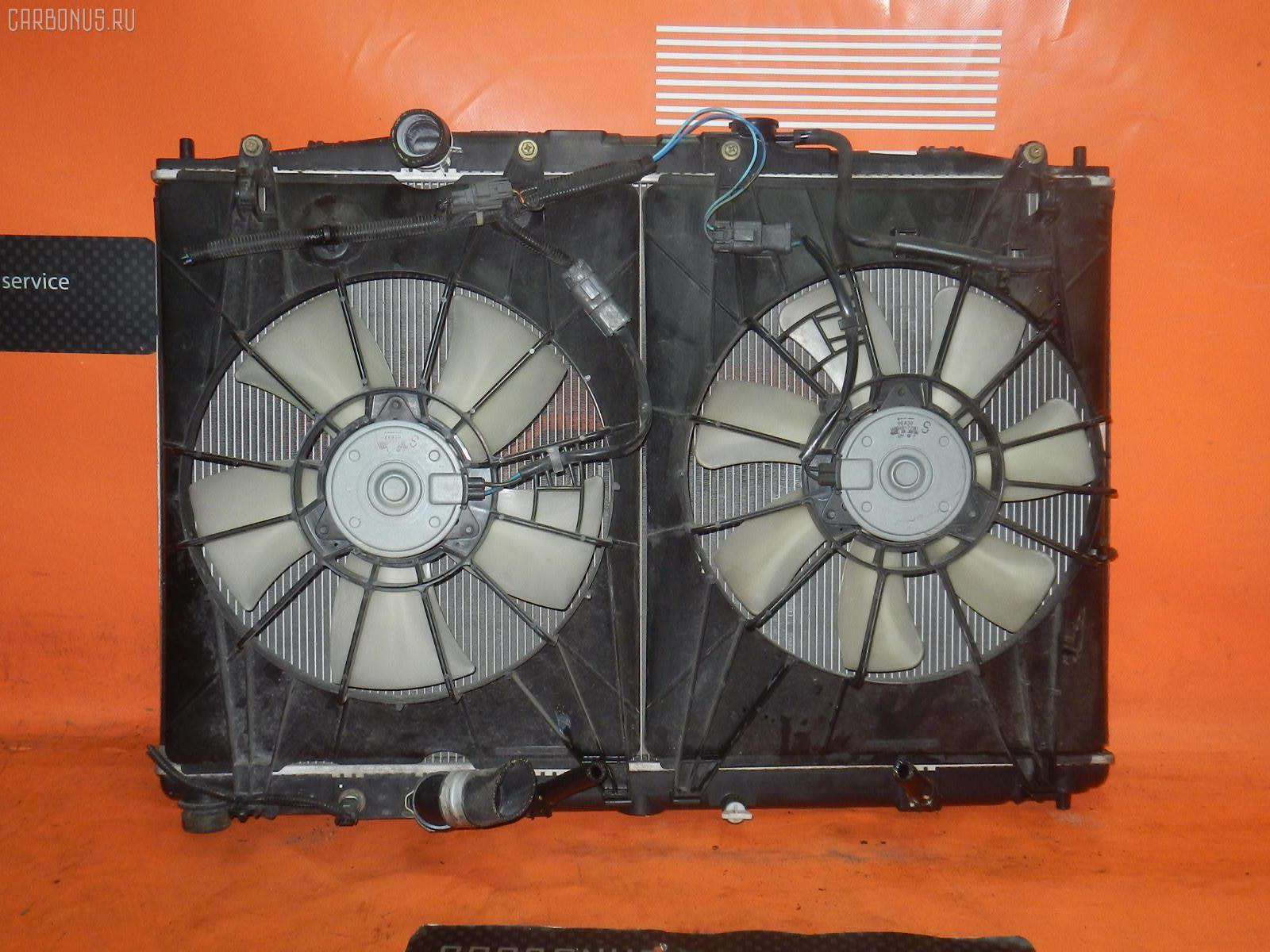 Радиатор ДВС HONDA ELYSION RR1 K24A Фото 2