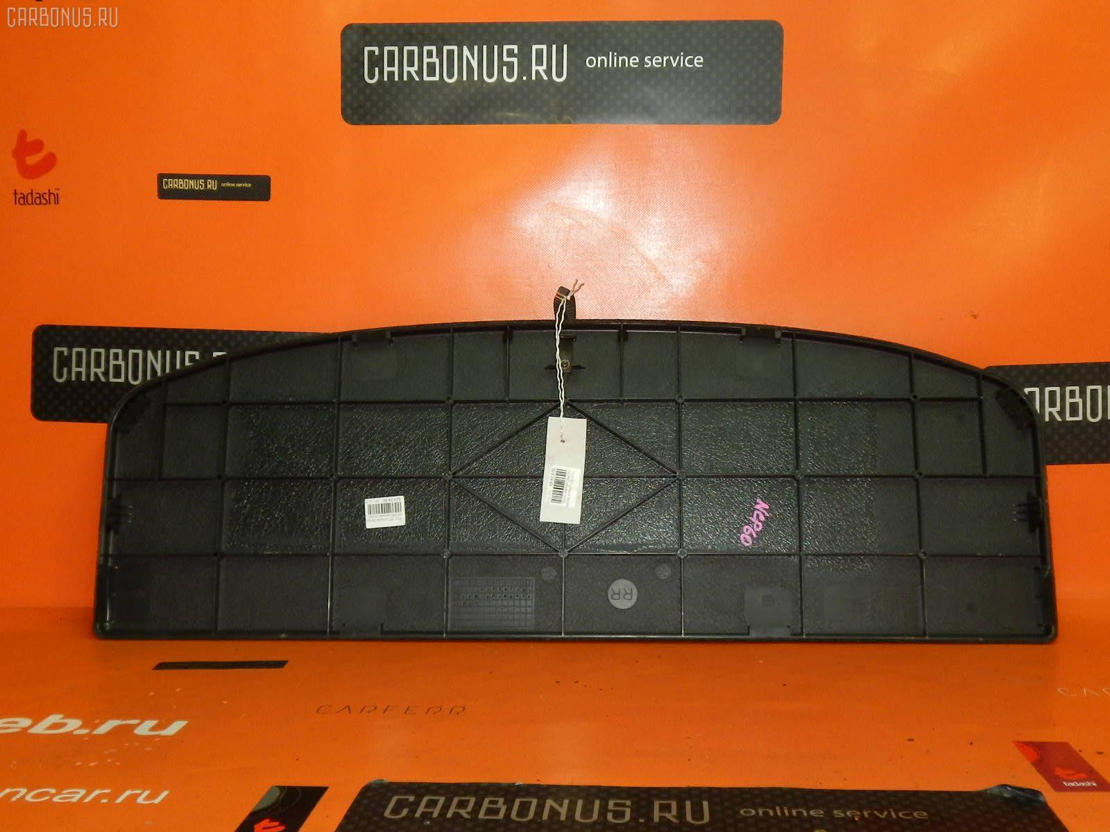 Шторка багажника TOYOTA IST NCP60. Фото 2