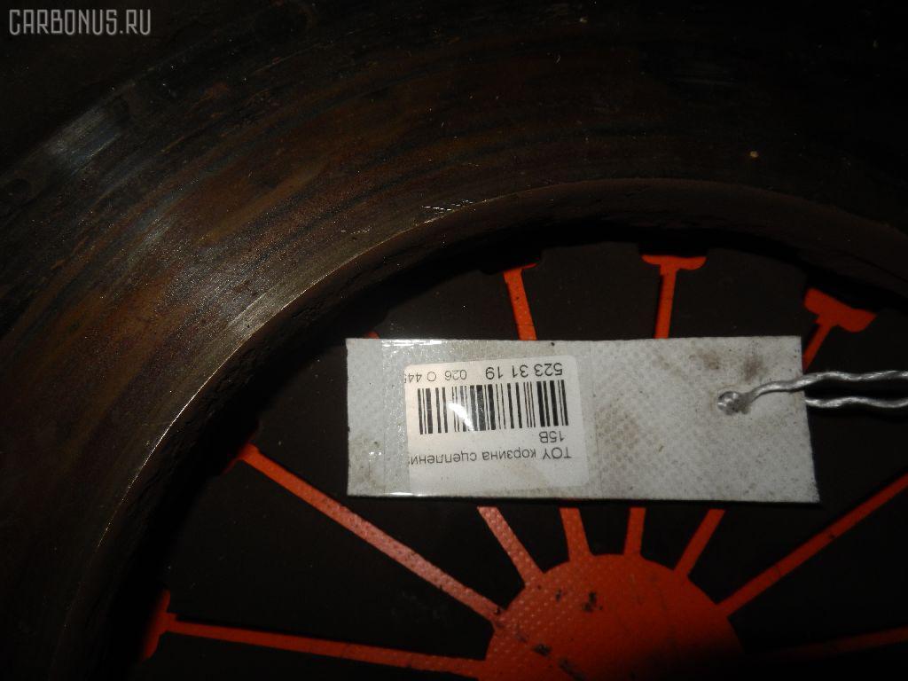 Корзина сцепления TOYOTA 15B Фото 3