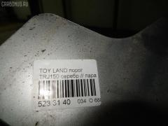 Порог кузова пластиковый ( обвес ) Toyota Land cruiser prado TRJ150W Фото 7