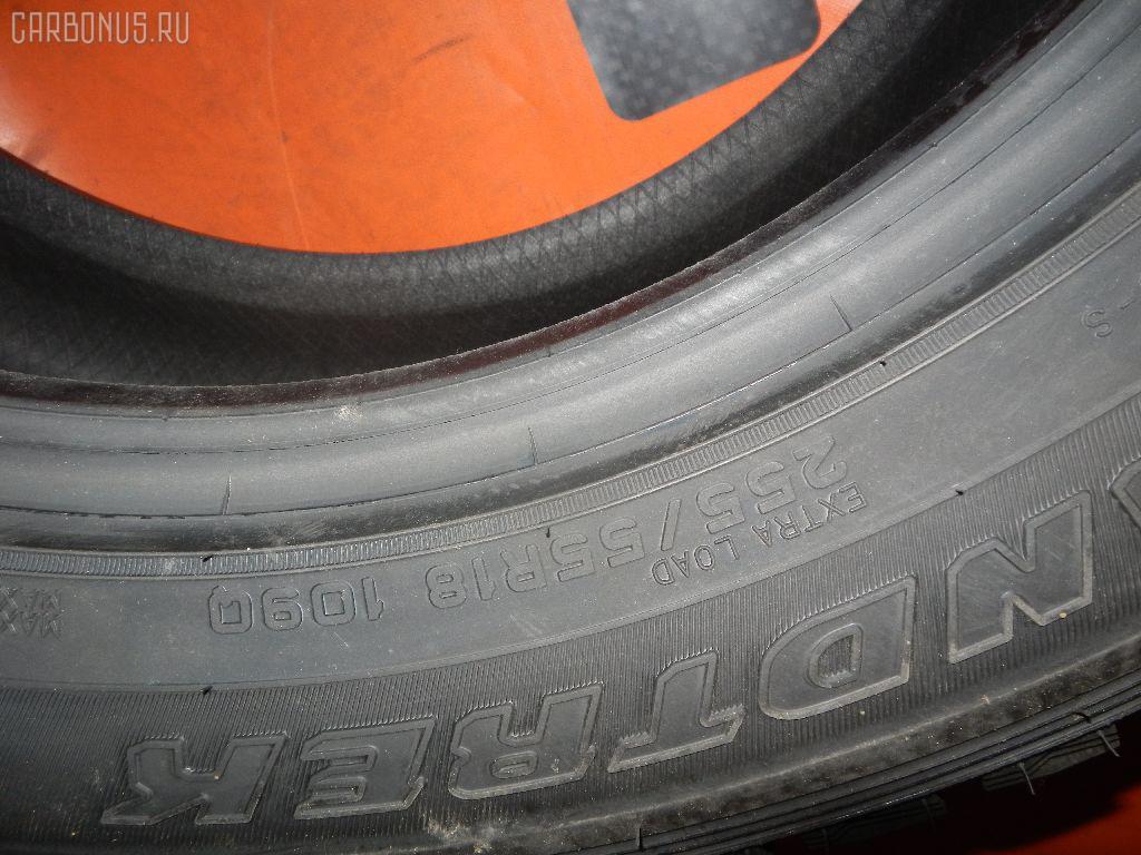 Автошина легковая зимняя GRANDTREK SJ6 255/55R18 DUNLOP Фото 3