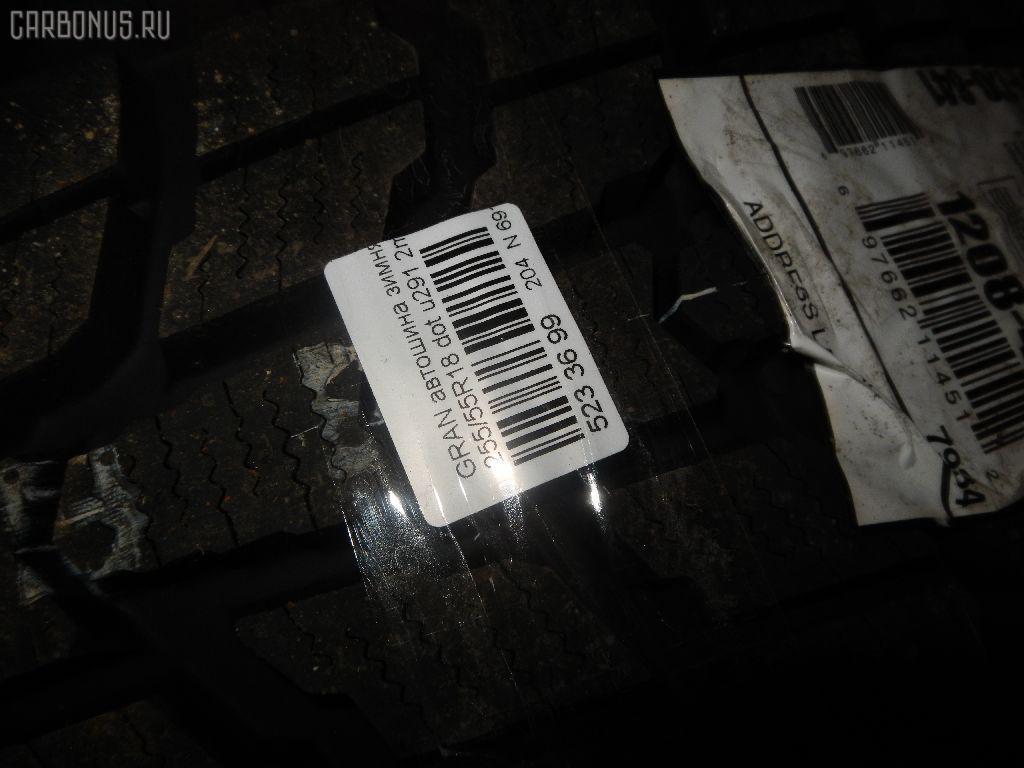 Автошина легковая зимняя GRANDTREK SJ6 255/55R18 DUNLOP Фото 5