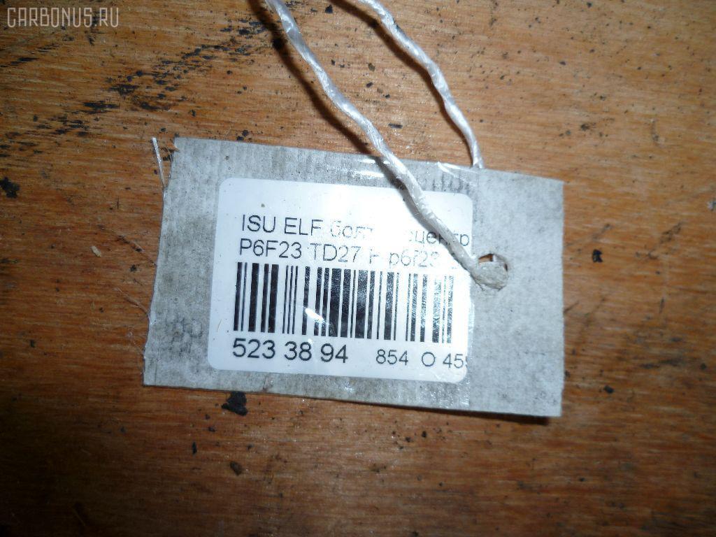 Болт эксцентриковый ISUZU ELF P6F23 TD27 Фото 6