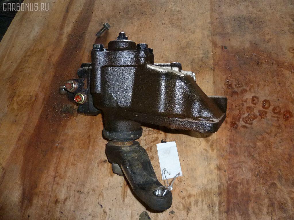 Рулевой редуктор ISUZU ELF P6F23 TD27 Фото 3