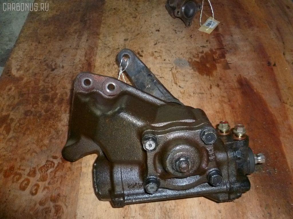 Рулевой редуктор ISUZU ELF P6F23 TD27 Фото 4
