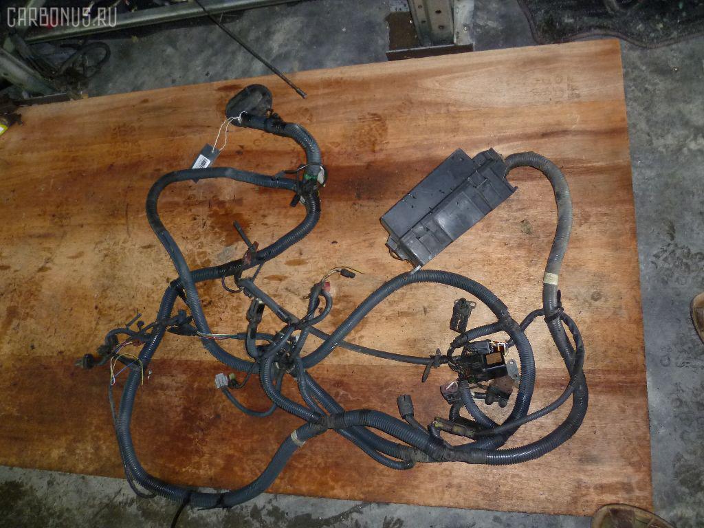 Провода ISUZU ELF P6F23 TD27 Фото 4