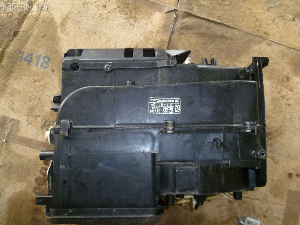 Радиатор печки ISUZU ELF P6F23 TD27 Фото 3