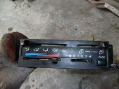 Блок управления климатконтроля ISUZU ELF P6F23 TD27 Фото 2