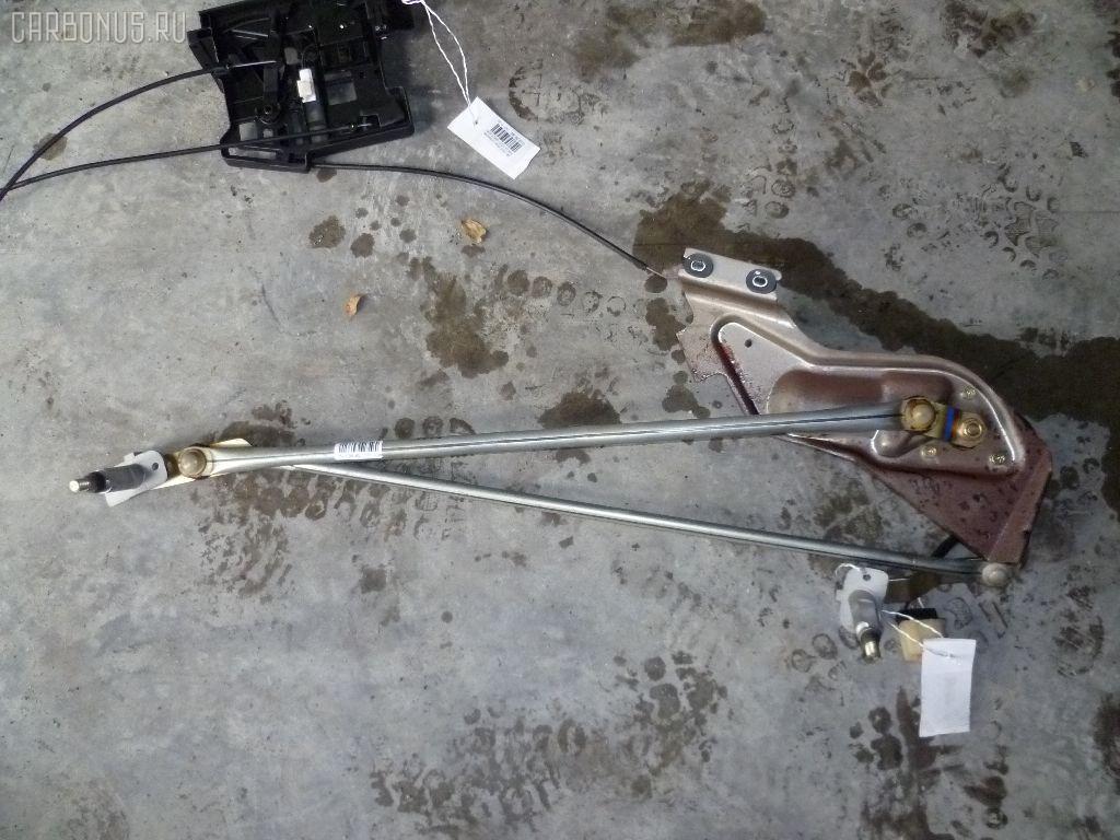 Мотор привода дворников ISUZU ELF P6F23 Фото 1