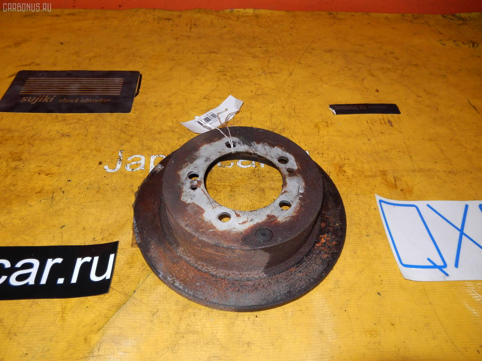 Тормозной диск MITSUBISHI AIRTREK CU5W Фото 2
