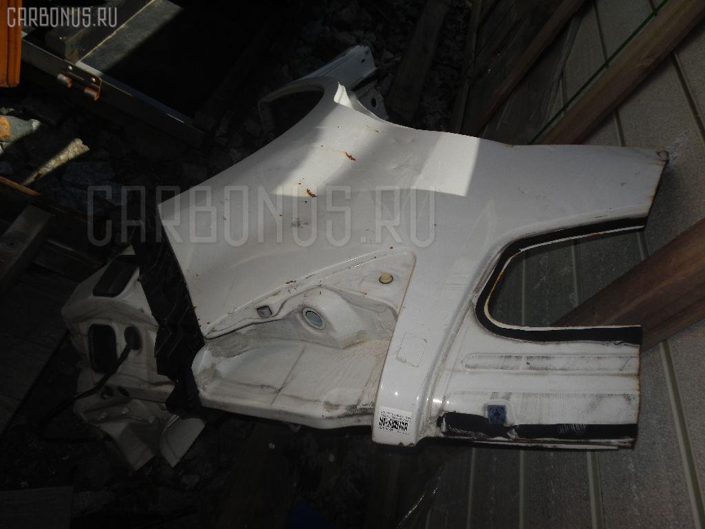 Крыло заднее TOYOTA RUSH J200E Фото 2