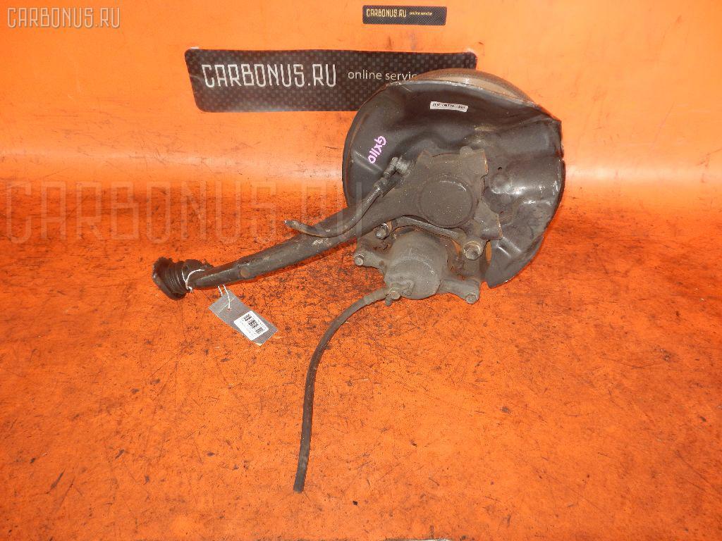 Ступица TOYOTA MARK II GX110 1G-FE. Фото 11