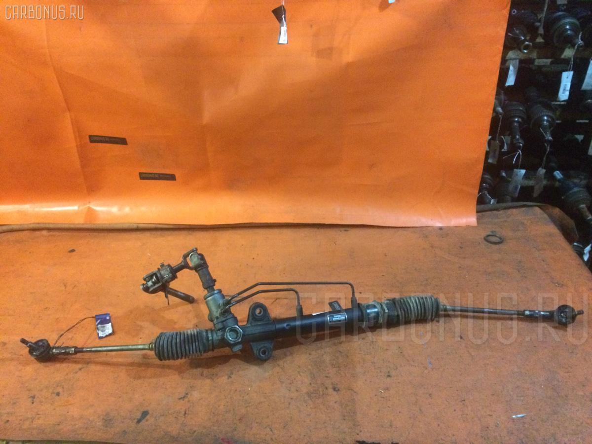 Рулевая рейка Mitsubishi Town box U61W 3G83 Фото 1