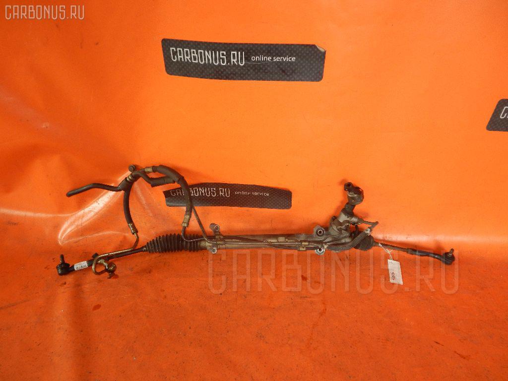 Рулевая рейка TOYOTA CROWN JZS171 1JZ-GE. Фото 6