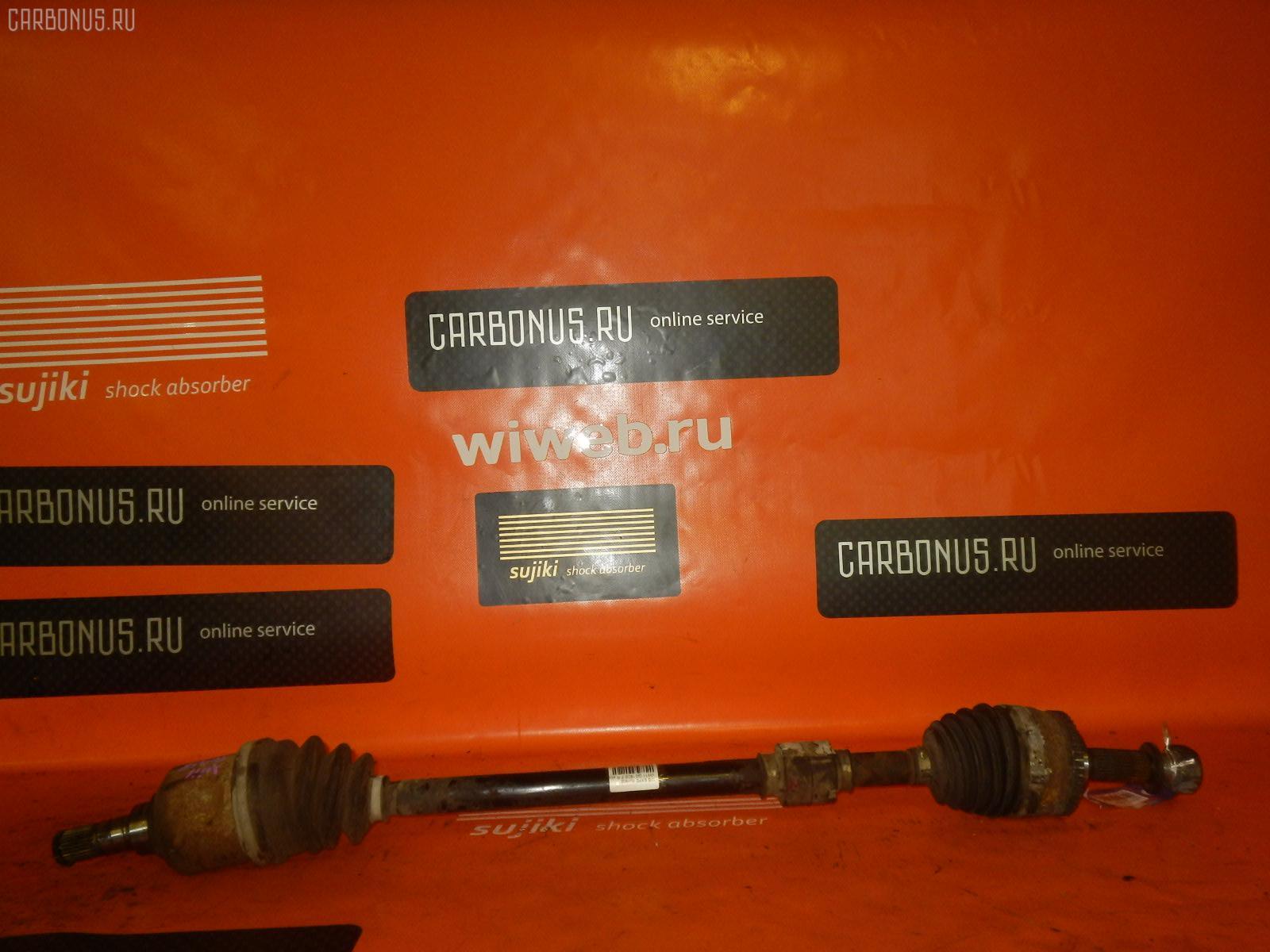Привод NISSAN EXPERT VW11 QG18DE. Фото 10