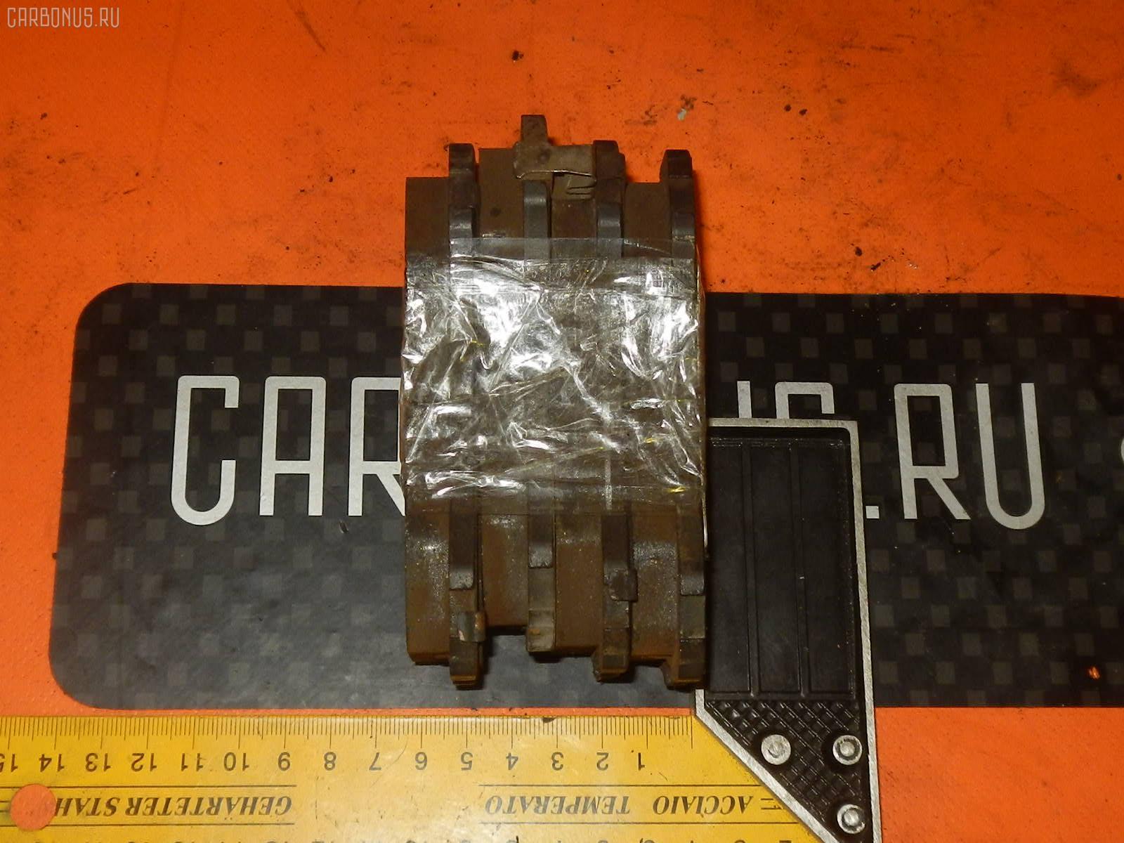 Тормозные колодки MITSUBISHI MIRAGE DINGO CQ2A 4G15 Фото 2