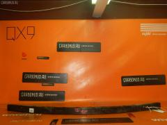 Жесткость бампера Nissan X-trail NT31 Фото 1